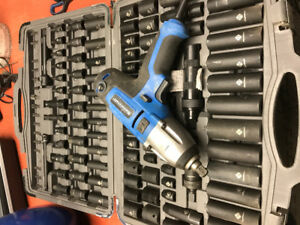 Impact Wrench & Set