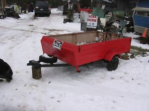 used campers and utilaty trailers and parts in Bancroft Kawartha Lakes Peterborough Area image 5