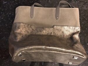 Stella & Dot tote bag and tech wallet plus scarf all like new