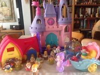 Fisher Price Little People Princess Set
