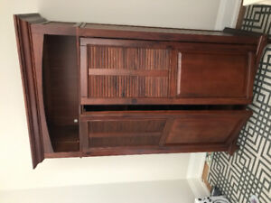 Young America Armoire
