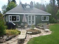 Sauble Beach Retreat - SPECIAL - June 20 to 27 now only $795!!