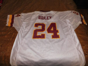 Washington Redskin NFL Jersey #24 Baily