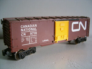 Lionel O gauge box cars tankers more ... price reduced