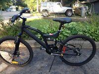 Brand new Raleigh Toro 21 speed mountain bike
