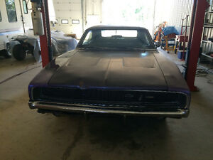 68 charger grill