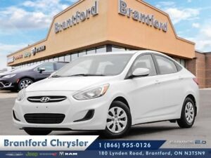2015 Hyundai Accent GLS  bluetooth-power options-cruise