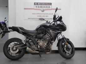 66 REG YAMAHA TRACER 700 1 PREVIOUS OWNER VERY CLEAN CONDITION FULL HISTORY