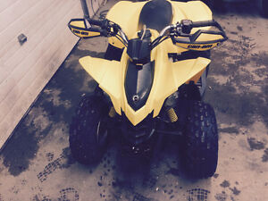 REDUCED Can am ds 90 kids quad