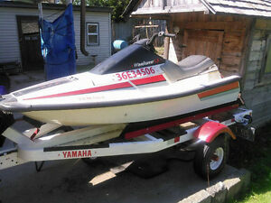 1991 YAMAHA WAVE RUNNER 650