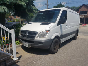 2007 Dodge Sprinter Safety test included,new parts,new design