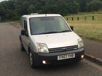 Ford Transit Connect 90LX 1.8 TDCi Turbo Diesel Full Service History Trend