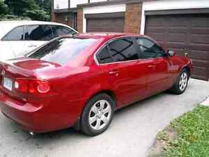 Kia Magentis 2007 fully loaded etested and safety Cambridge Kitchener Area image 3