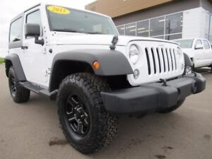 Jeep Wrangler Sport 4x4 | Hard Top | Auto | Bluetooth 2015