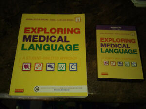 Medical Terminology Book for sale!!