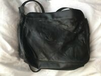 REDUCED!!!! Black patchwork leather handbag brand new