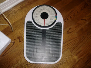 Proshape weight scale with 5 personalized markers