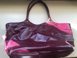 Authentic coach tote-gently used
