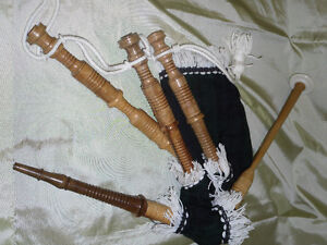 Child's Size Bagpipes Windsor Region Ontario image 1