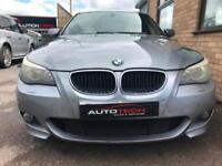 2005 BMW 5 SERIES 525D M SPORT SALOON DIESEL