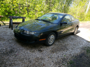 1999 Saturn SC1 coupe FRESH SAFETY