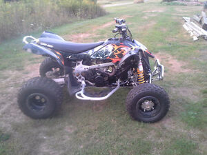 can am ds 450x for sale or trade