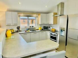 Willerby Clearwater 2018 2 Bedroom Lakeside Lodge - Site fees £3000