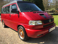 INCREDIBLE VW T4 VR6 TURBO SHOW CAR VAN DAYVAN CAMPER 300HP CUSTOM BUILD T5
