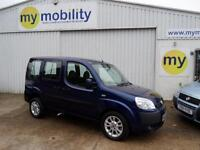 Fiat Doblo Dynamic Wheelchair Accessible Disabled Adapted Car WAV