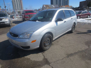 2006 Ford Focus SE * CERTIFIED ~WAGON ~ GAS SAVER ~ AUTO*