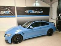 2016 BMW M4 COMPETITION + 7K OPTIONS + ONLY 27K MILES FSH