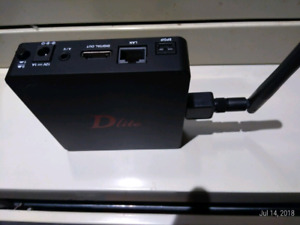 IPTV,Dreamlink,Dlite tv box