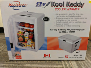 Koolatron 12V Kool Kaddy Car Cooler Warmer Combo