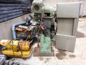Planer and Saw Blade Sharpeners