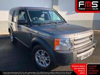 2008 Land Rover Discovery 3 2.7TDV6 Commercial 4x4 **89,000 Miles - FSH**