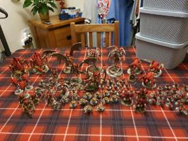 Warhammer 40k Tyranid army