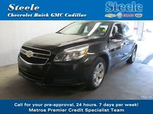2013 Chevrolet MALIBU One Owner w/ Alloys