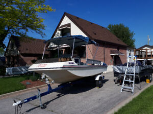 Viking SI Deck Boat Excellent Condition $2999
