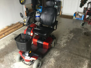 Selling Victory Pride Red Scooter