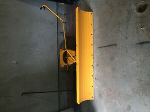 Cub Cadet Plow Attachment
