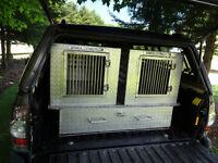 Professional Grade Kennels and Dog Training Equipment Box