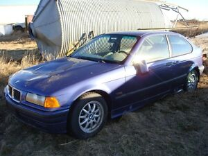 1996 BMW 3-Series Hatchback for parts or whole