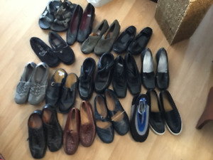 SHOES, NAOT, ROCKPORT, BASS,  CLARKS, ECCO, OTHOFEET, SKECHER,