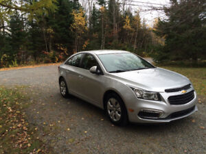 2015 Chevrolet Cruze LT Turbo Berline