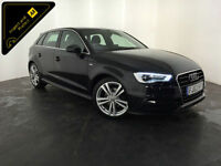 2013 63 AUDI A3 S-LINE TDI 5 DOOR HATCHBACK 148 BHP 1 OWNER FINANCE PX WELCOME