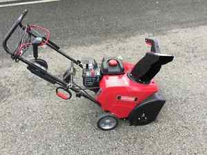 "Craftsman Single Stage 22""Snowblower"