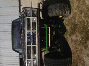 Military Mud truck