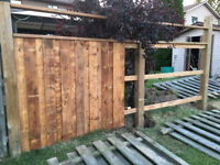 Deck & fencing experts - quality service affordable prices