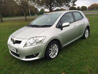 SEPT 2007 Toyota Auris TRD-4D**FINANCE & WARRANTY **not golf, jetta,leon,