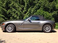 2003 BMW Z4 never winter driven